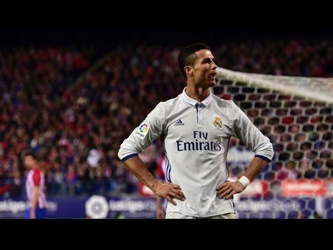 Atletico 0-3 Real Madrid   Derbi   Liga Santander 2016-2017   COPE