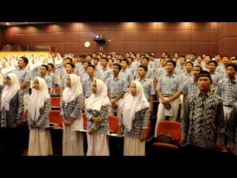 Wisata Edukasi MAN 22 Jakarta ke DPR dan Sky Word TMII