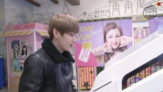 [BANGTAN BOMB] Hi I&#39m V who don&#39t know what giving up (v) - BTS ()