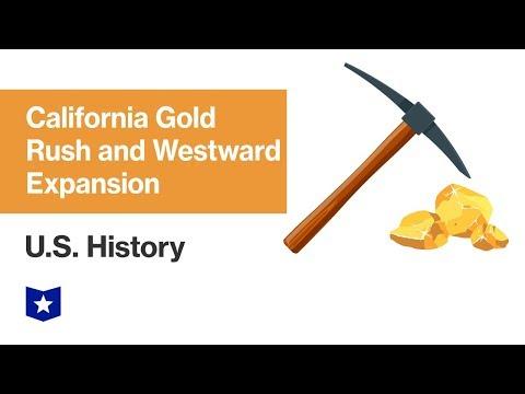 U.S. History | California Gold Rush And Westward Expansion