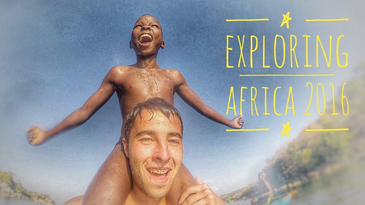 Exploring Africa 2016