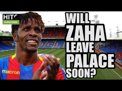 Will Zaha Leave Crystal Palace? | FAN VIEW