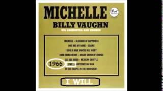 Billy Vaughn His Orchestra & Chorus - I will