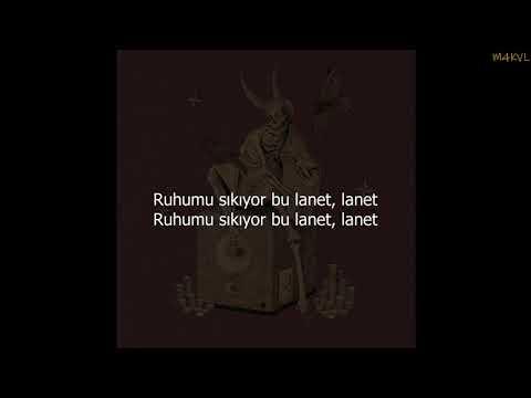 Şehinşah Ft Caner Özgür - Lanet (Prod By Arda Gezer) (Lyrics Video) indir