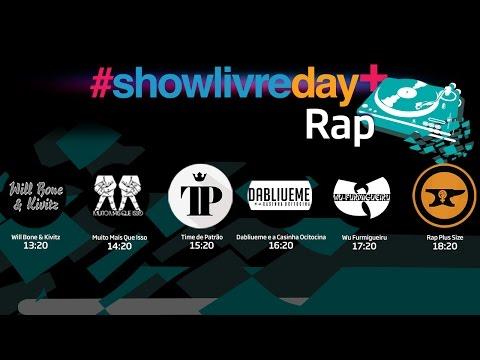 ShowlivreDay+ Rap - Rap Plus Size