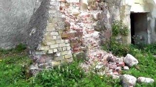 немецкая кирха лаптау. 14 век. калининградская область. пос. муромское.(Орденская кирха XIV века. Кирха в Лаптау была построена около 1330 года, впервые упоминается в документах в..., 2015-05-23T13:28:52.000Z)