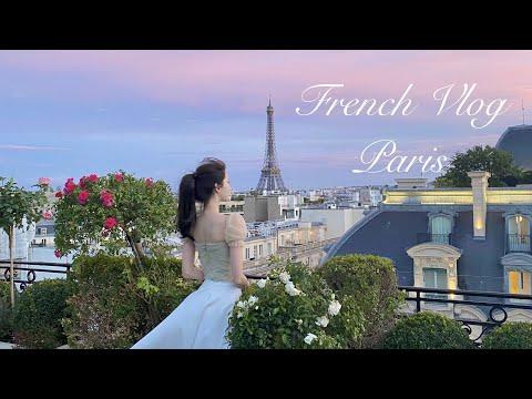 프랑스에서의 일상, 파리에 간 날