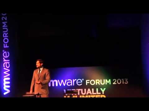 VMware Forum 2013 COLOMBIA / Plenaria 4_