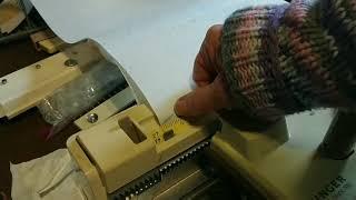 Using the Knit Radar