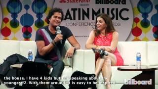 Carlos Vives | Superstar Q&A, 2013 Billboard Latin Music Conference