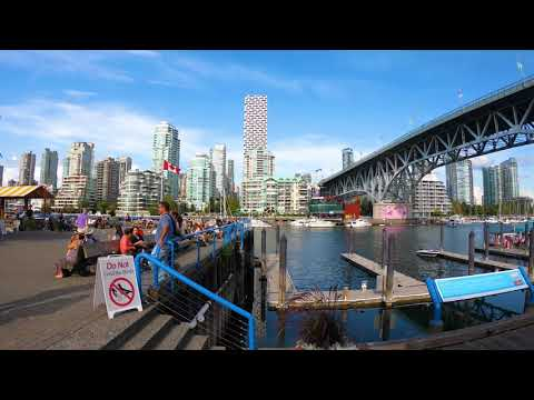 Vancouver, BC- Yaletown To Granville Island
