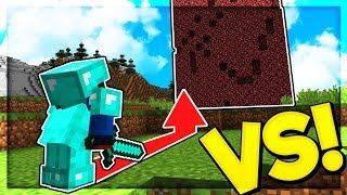 Me VS Nether Reactor in Minecraft Pocket Edition!