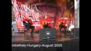 Trio Balkan Strings - Hungarian Dance No 5/Moldavian Gate - (Official Video 2005)HD