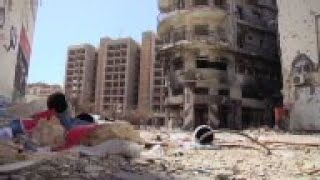 Damage shows scale of fighting in Benghazi