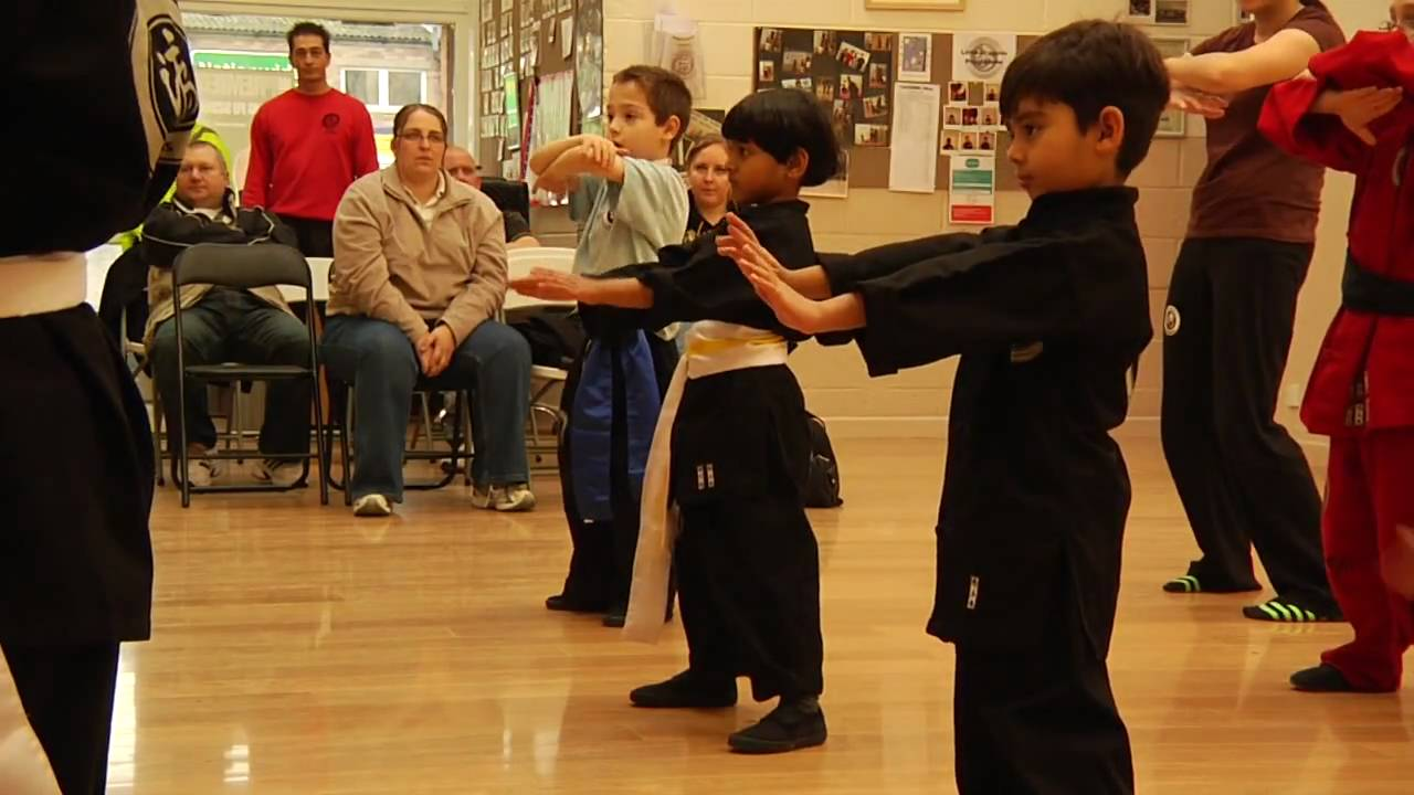 Martial Arts For Children At The Kung Fu Schools
