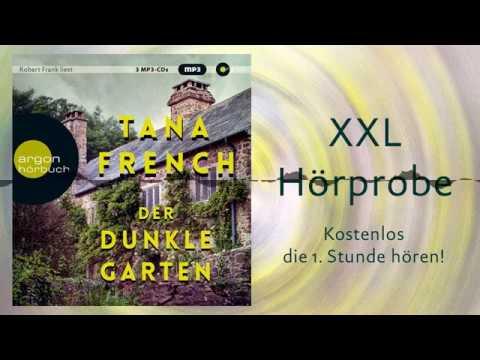 Der dunkle Garten YouTube Hörbuch Trailer auf Deutsch