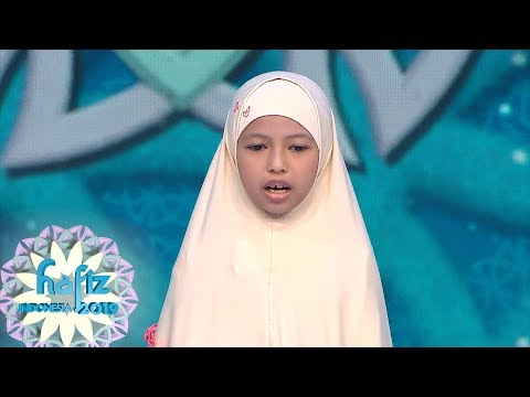 Hafiz Indonesia Humaira Yang Dapat Mengikuti Irama Pembaca Al Quran 11 Mei 2019