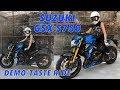 GakiMoto 126 : Suzuki GSX s750 Taste Ride!