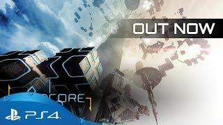 DeadCore | Launch Trailer | PS4