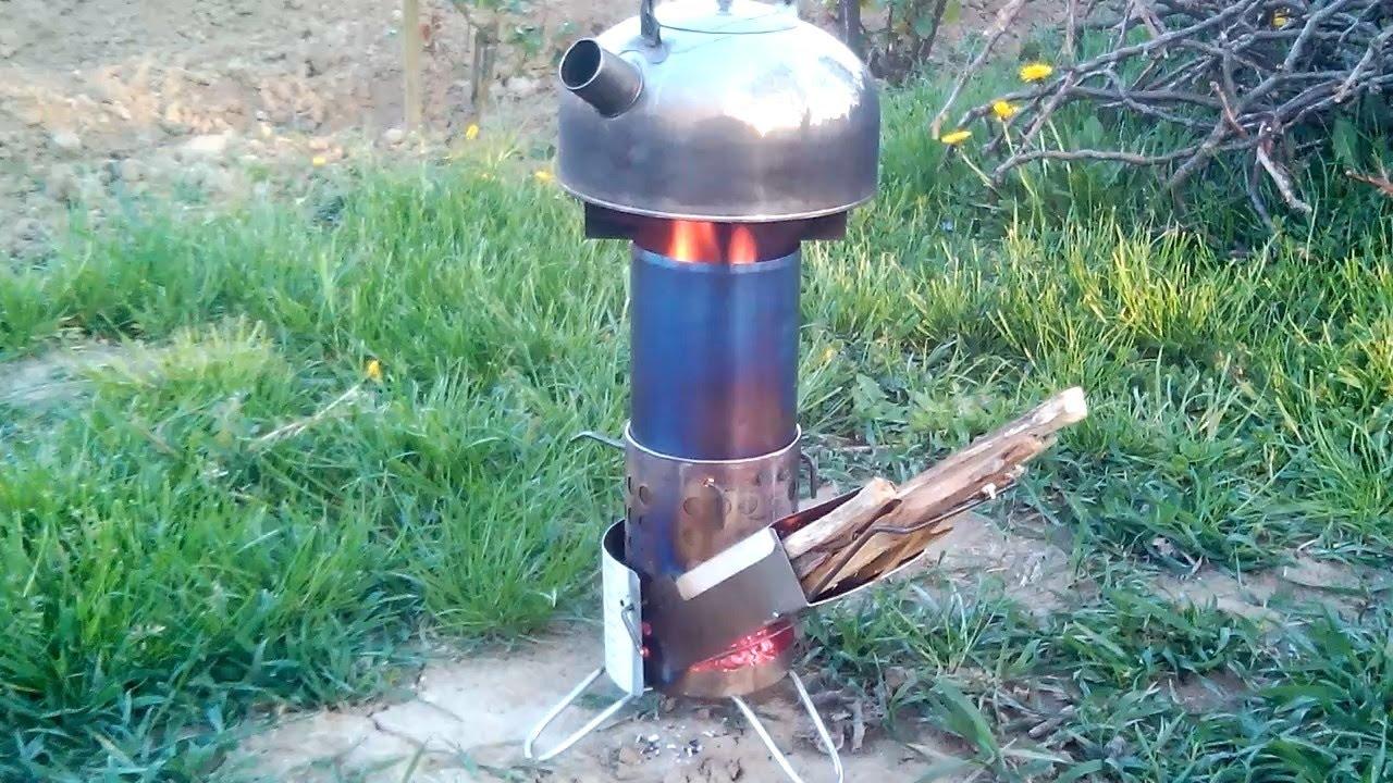 portable rocket stove running hordozhat rak tat zhely
