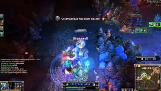 League of Legends - Talon Pentakill & Epic Fizzy Fish