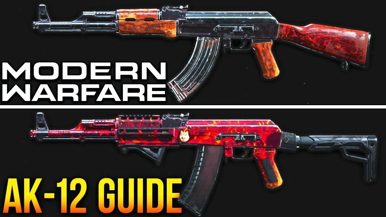 Modern Warfare: How To Make The AK-12