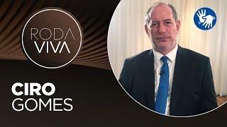 Roda Viva | Ciro Gomes | 16/03/2020