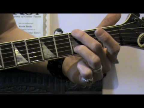 highway to hell guitar lesson youtube. Black Bedroom Furniture Sets. Home Design Ideas