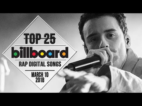 Top 25 • Billboard Rap Songs • March 10, 2018  DownloadCharts