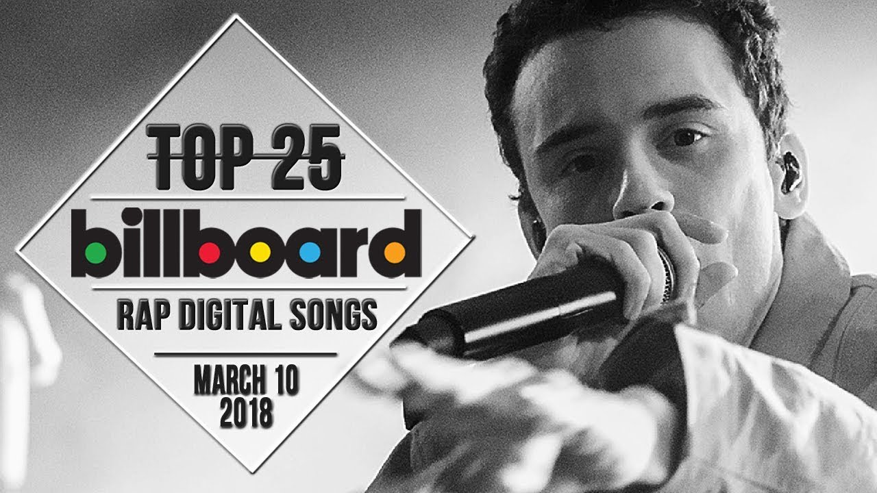 Top 25 • billboard rap songs • march 10, 2018 | download-charts.