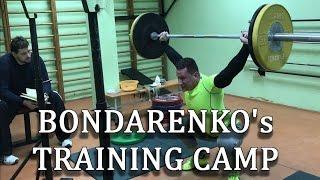 Weightlifting Training Camp (April , 2017)/S.BONDARENKO(Weightlifting & CrossFit)