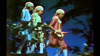 Mozart Die Zauberflöte Drei Knaben Bayrische Staatsoper 1983 2. Seid uns zum zweitenmal willkommen