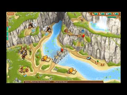 Play Viking Brothers Level 4 with Gma  