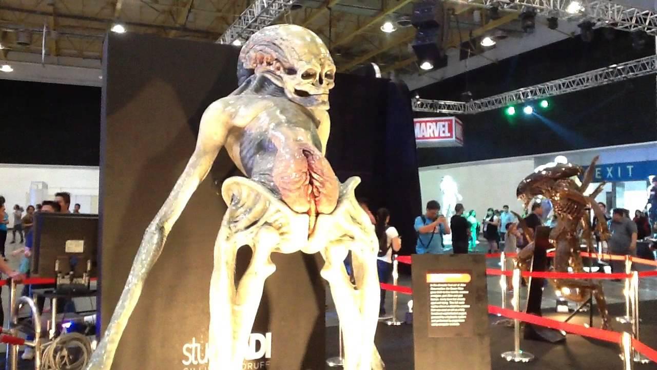 resurrection hybrid Alien