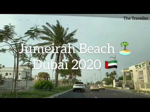 Jumeirah Beach Dubai During Eid Holidays 2020 | The Exotic Traveller