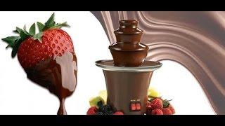 Шоколадный фонтан(Шоколадный фонтан!ЗАКАЗАТЬ можно тут → http://goo.gl/uJNfVf Если Вы ищите изюминку для праздничного стола, то обрати..., 2015-01-27T09:35:57.000Z)