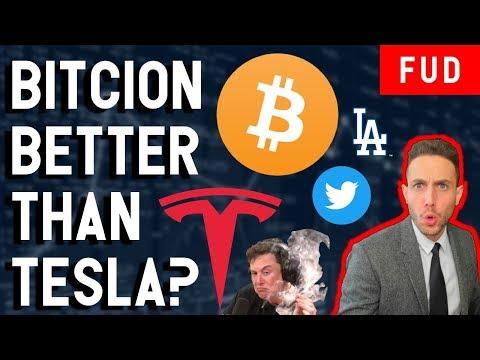 WHY BITCOIN IS BETTER THAN TESLA?  ETF Dodgers WaltonChain Coinbase & Crypto News!