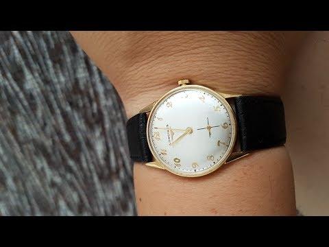 Vintage Longines 370 -Wittnauer watch co. inc. New York Geneva Montreal