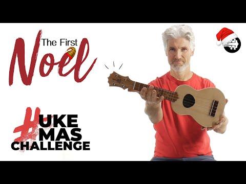 the-first-noel-ukulele-fingerstyle-tutorial-koaloha-giveaway-#ukemaschallenge