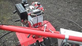 Дизельный мотоблок Forte(Мощность - 6 л.с. Две передачи, скорость езды с прицепом на второй передаче около 20 км/час. Дополнительно уста..., 2012-10-17T18:33:25.000Z)
