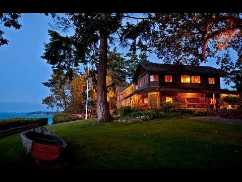 SOLD!  Captain Whidbey Inn - Coupeville, WA