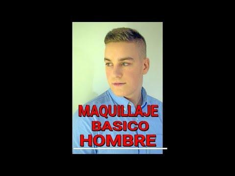 maquillaje-basico-de-hombre-/-man-makeup