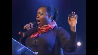 Chevelle Franklyn - Festival of Life, London @Excel, October 2015