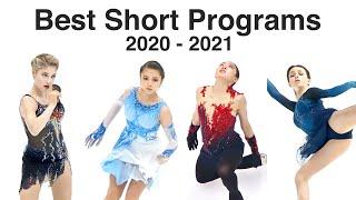 Top 5 Best Short Programs of Season 2020 2021