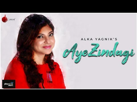 Aye Zindagi Official Video - Alka Yagnik | Ft. Sidhant | Indie Music Label | Sony Music India