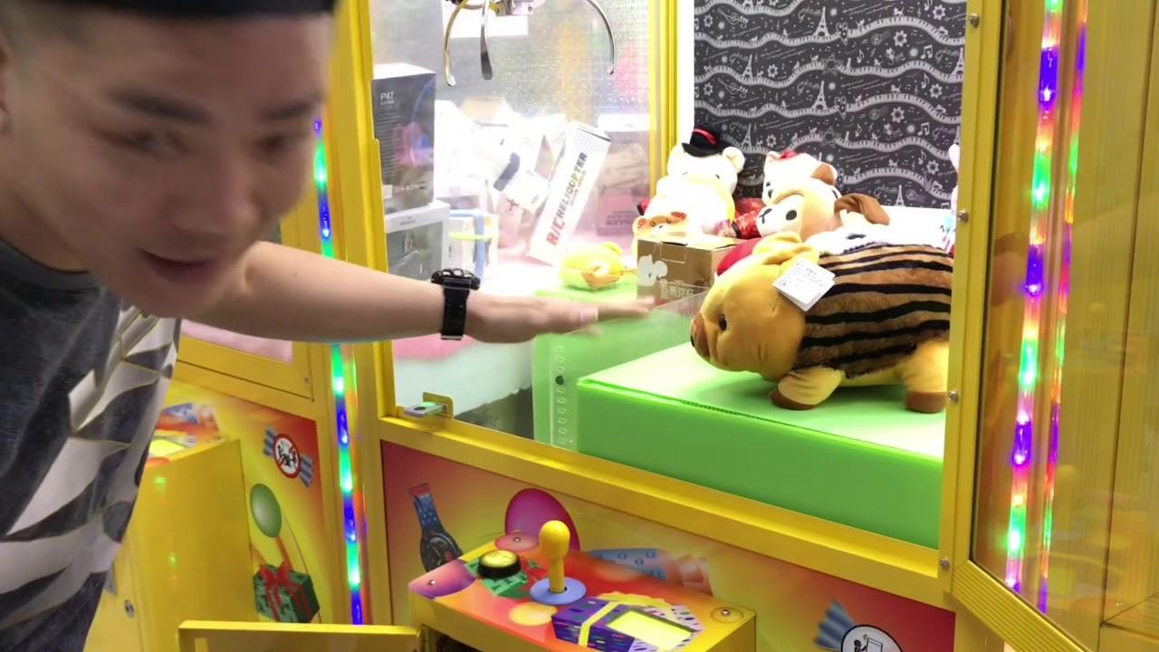 [ M Max] gắp thú bông ( hướng dẫn cách chơi ) mẹo gắp thú bông hiệu quả