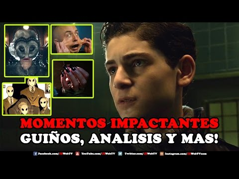 Cr tica gotham temporada 2 capitulo 3 the last laugh Gotham temporada 3 espanol
