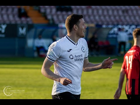 Longford Sligo Rovers Goals And Highlights