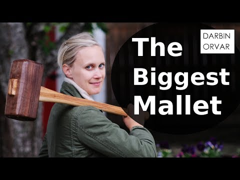 How To Make a Two-Handed Mallet