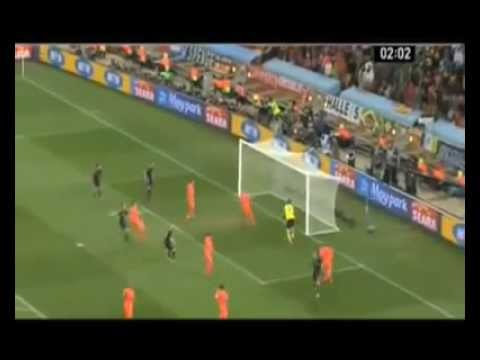 Bilan coupe du monde 2010 finale espagne hollande 1 0 - Final coupe du monde 2010 match complet ...